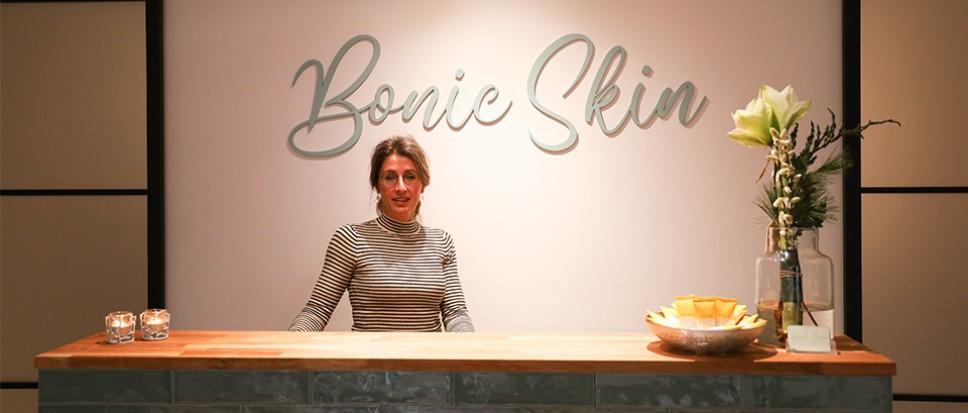 Bonic Skin vestigt zich aan Nieuwe Kerkstraat