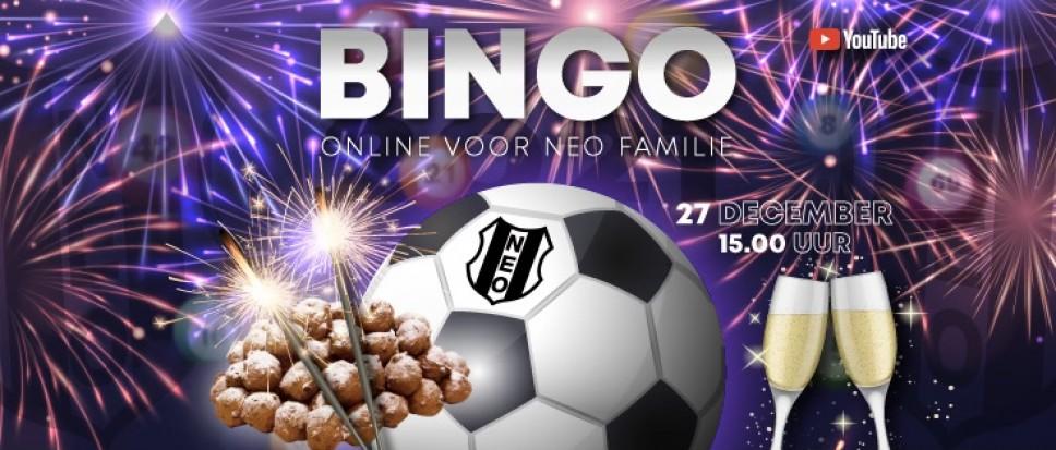 NEO bindt leden met een online bingo