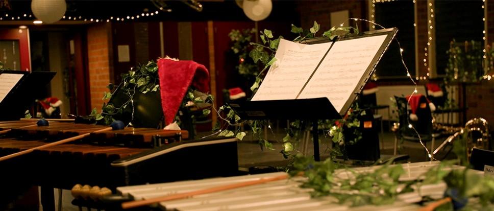 Kerstfilm van de Bornse Harmonie