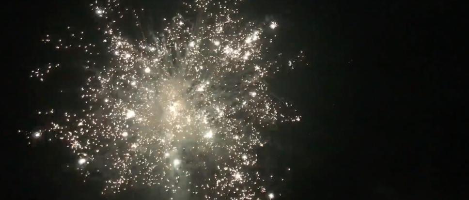 Toch vuurwerk tijdens jaarwisseling